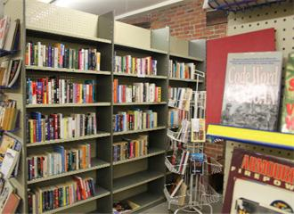 Our Book Section